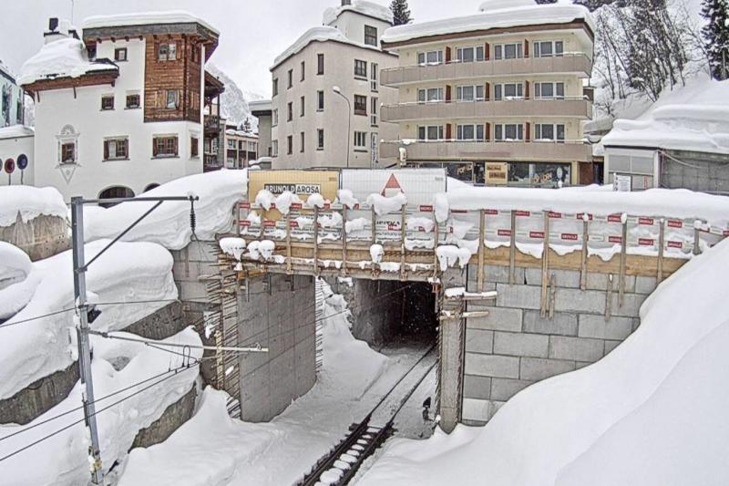 Bahnersatzbetrieb Litzirüti – Arosa