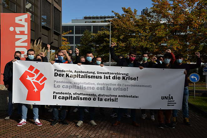 Unia-Jugendkonferenz berät Themen für Kongress 2021