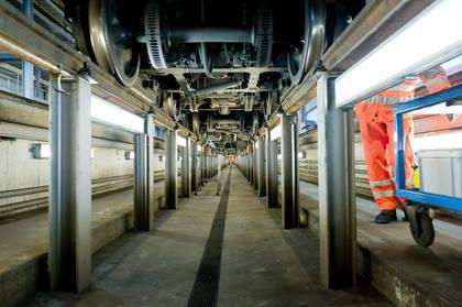 Fünf Generalplaner-Teams erarbeiten  Bauprojekte für neue S-Bahn-Werkstatt – 03.05.2018 – BLS AG